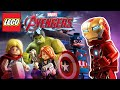 THE MIGHTIEST LEGOS ASSEMBLE! | LEGO MARVEL'S AVENGERS