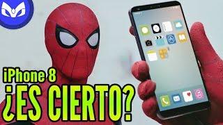 SPIDERMAN TIENE EL iPhone 8 ? FILTRACIONES