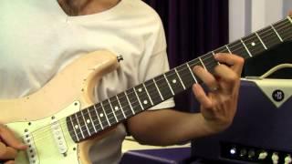 Jimi Hendrix - Gypsy Eyes - Guitar Lesson