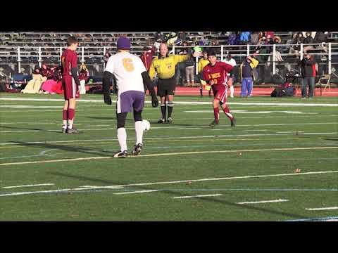 Westfield Technical Academy vs  Lenox Boys Soccer on 11/10/18