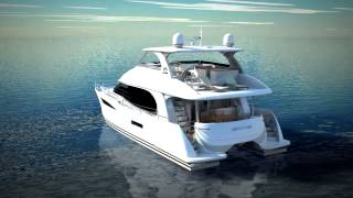 Horizon Pc50 Open Flybridge