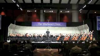 Orion and the Scorpion - Johns Creek High School Orchestra at Midwest 2012