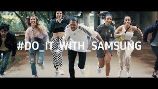 Do it with Samsung / הקרב מתחיל