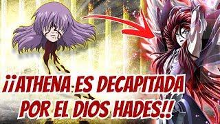 ¡Hades Asesina a Athena! - Saint Seiya The Lost Canvas