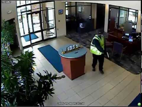 AJ06185 Great Western Bank Robbery