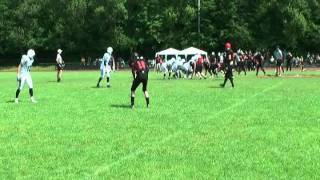 JD Lindsay Böblingen Bears QB 2010 Verbandsliga Season Highlights