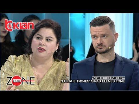Zone E Lire - Elena Kocaqi: