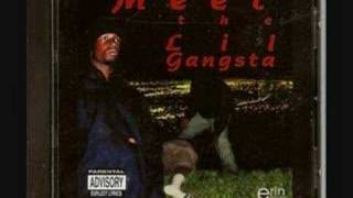 Gangsta P - Meet The Lil Gangsta