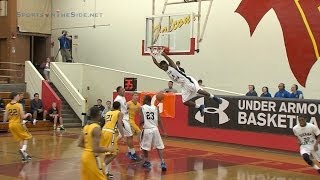 Bishop O'Dowd vs. Sierra Canyon, UA Holiday Classic Quarterfinal, 12/27/13