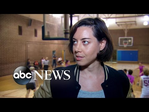 Why Aubrey Plaza's Women's Basketball League Is a Big Deal