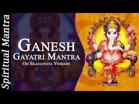 Om Ekadantaya Vidmahe || Ganesh Gayatri Mantra ( Full Song )