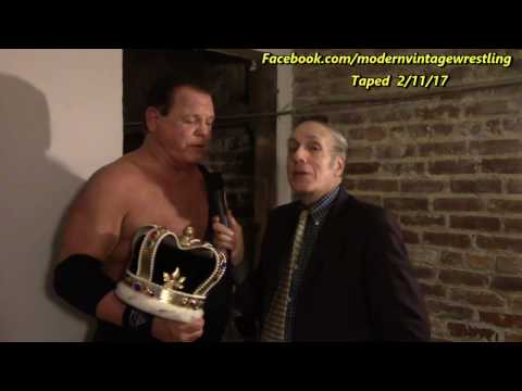 JERRY LAWLER REVEALS WHY HE KEEPS WRESTLING IN THE INDY FEDS