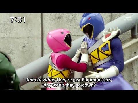獣電戦隊キョウリュウジャー 13 | Zyuden Sentai Kyoryuger Episode 13