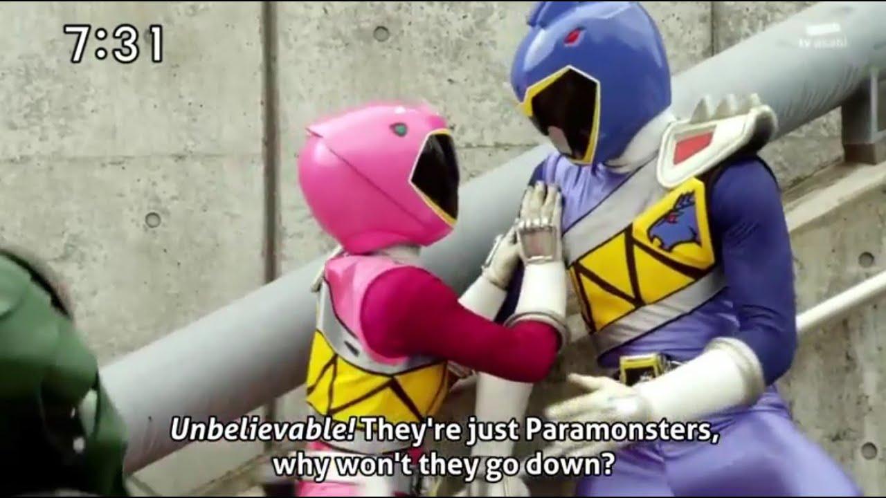Download 獣電戦隊キョウリュウジャー 13   Zyuden Sentai Kyoryuger Episode 13