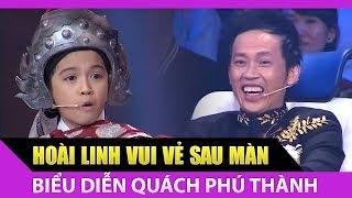 [Thử Tài Siêu Nhí Tập 14] Quách Phú Thành – NSUT Hữu Quốc  'Cha con người hát rong' Phần 1