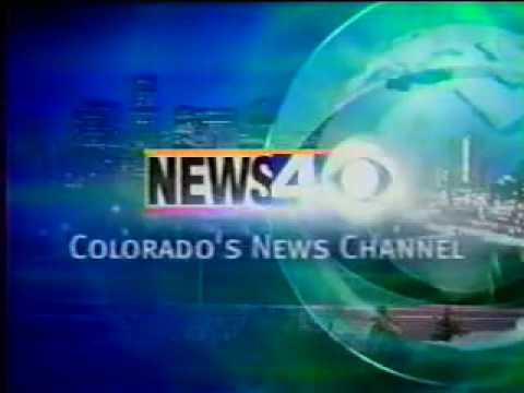 KCNC News 4 Denver 10PM Delayed Talent Open (June 2003)