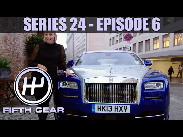 Fifth Gear: Series 24 Episode 6 - Full Episode