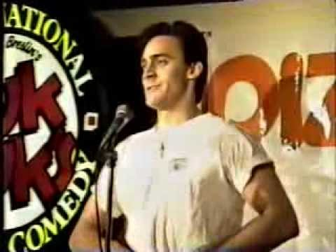 Patrick Maliha Stand-Up Comedy 1991: The Crappening