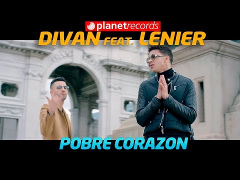 DIVAN ❌ LENIER 💔 Pobre Corazón (Official Video by Freddy Loons) Reggaeton 2019 Cubaton