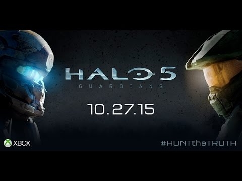 HALO 5: Guardians  Muse  Knights of Cydonia  SOUND TRACK