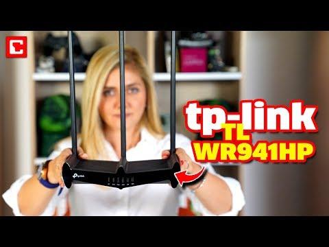 TP-Link TL-WR941HP incelemesi TP-Link TL-WR941HP İnceleme