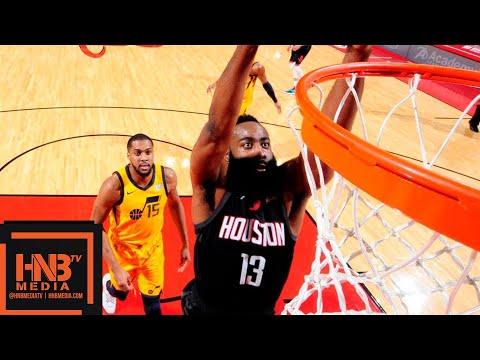 Houston Rockets vs Utah Jazz Full Game Highlights | 12.17.2018, NBA Season