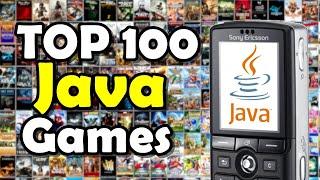 Download TOP 100 MELHORES JOGOS JAVA  -  CELULARES ANTIGOS