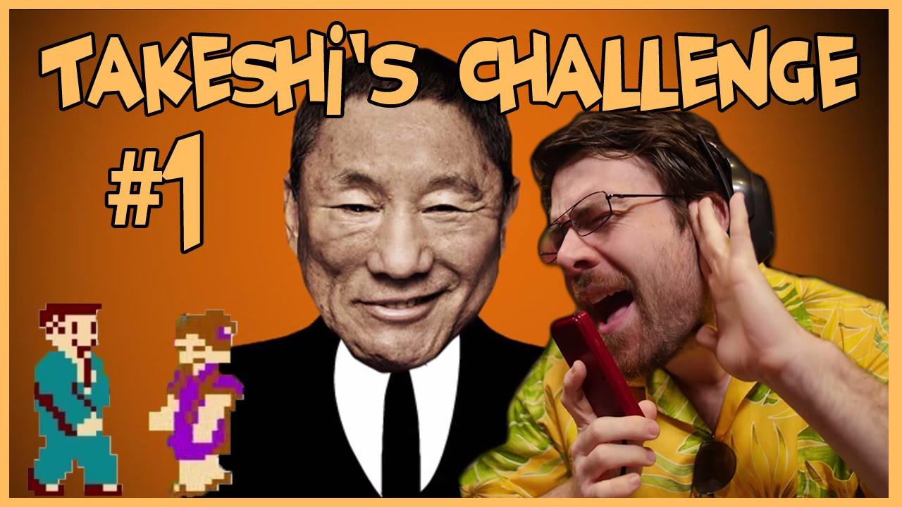 Joueur du Grenier – Takeshi's Challenge N°1 – FAMICOM