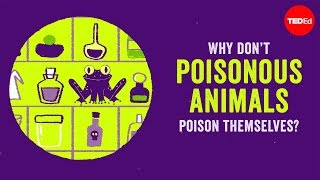 Why don't poisonous animals poison themselves?  Rebecca D. Tarvin
