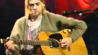 "Nirvana Rehearsing ""The Man Who Sold The World"" for Mtv"