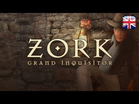 Zork Grand Inquisitor - English Longplay - No Commentary