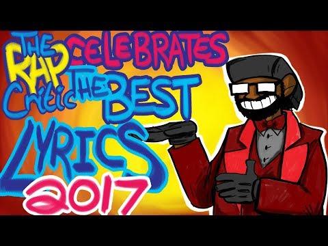 The Top 10 BEST Lyrics of 2017