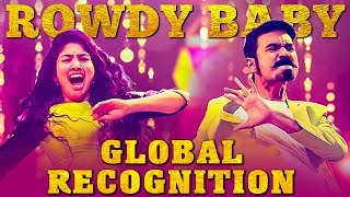 Dhanush & Sai Pallavi Make it to International Level | Hot Cinema News