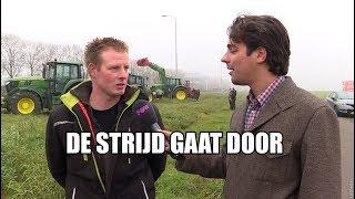 Boze Boeren strijden door tegen idioot Den Haag