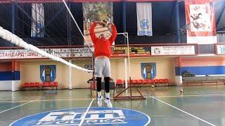 Nikola Zivanovic Volleyball Setter Training 2017