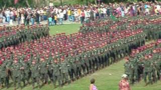 Brigada de Paraquedistas (Brevetação 2007 - Parte II)
