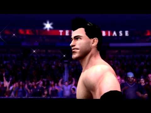 AJ Price Entrance WWE12