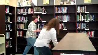 SHS Library Commercials- LIBRARIES ARE SO FUN!