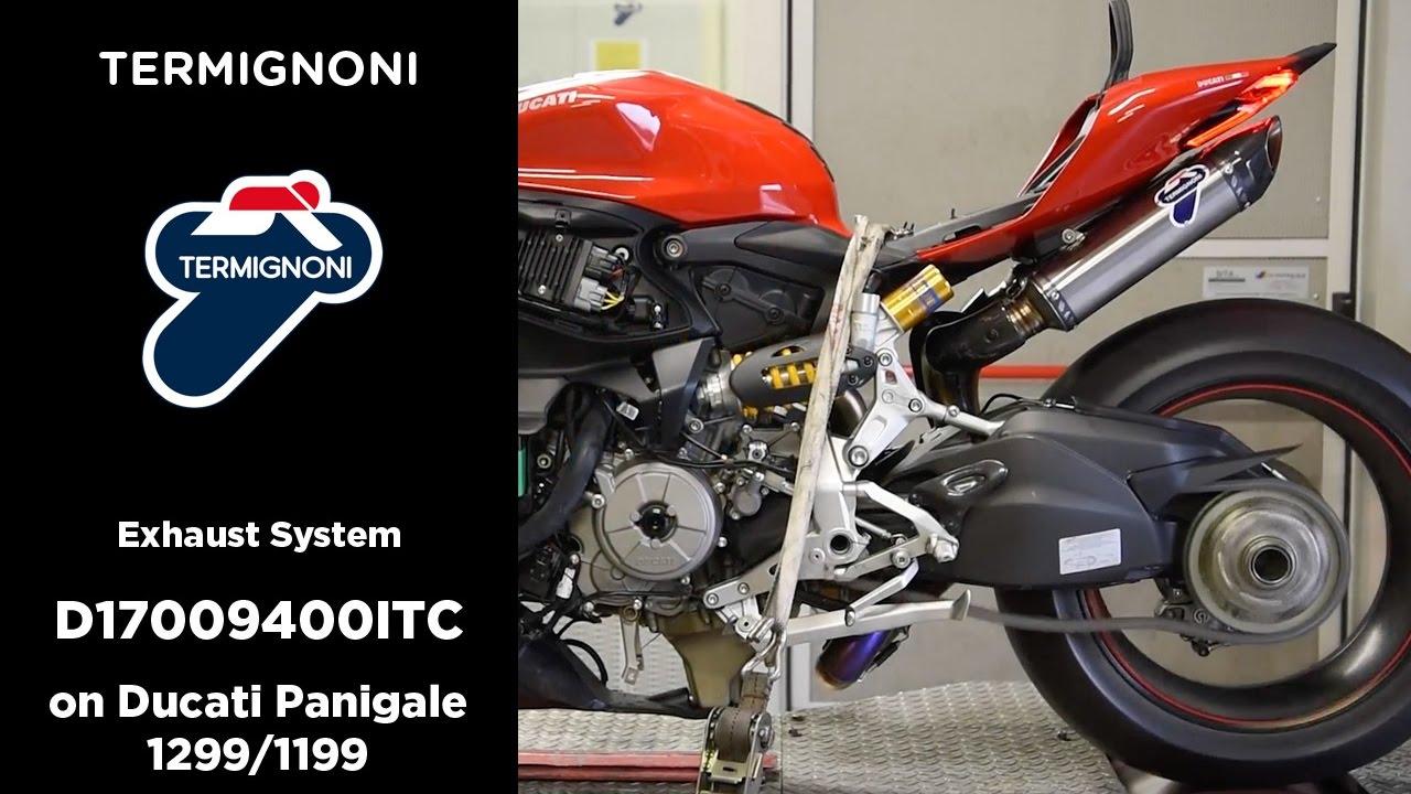 Ducati V Dyno Test