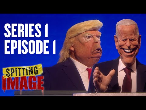 Spitting Image - Series 1, Episode 1 | Full Episode