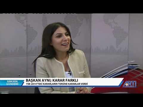 Ankara Gündemi-Sibel Hürtaş Konuk-Ali Haydar Fırat- 3 Nisan 2019