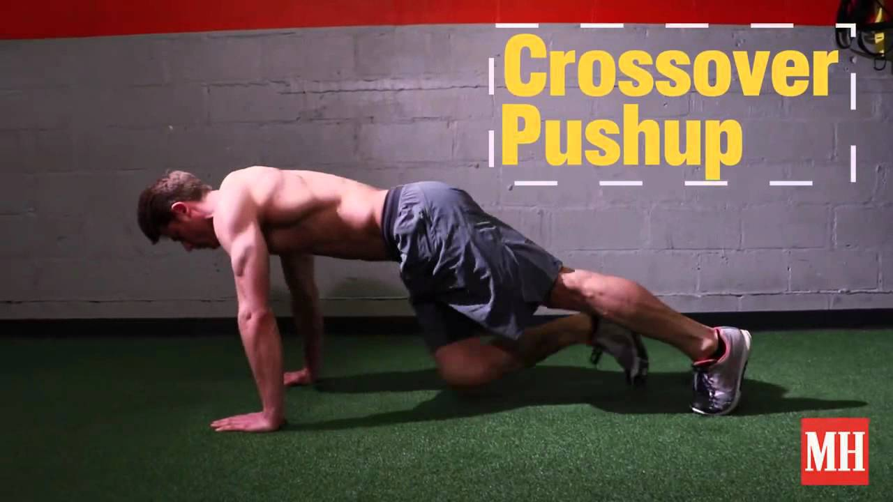 Men's Health   24 Pushup Variations  Facebook
