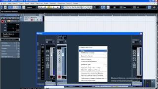 Cubase, Работа с аудио. 2- Запись аудио(Заходите на наш сайт