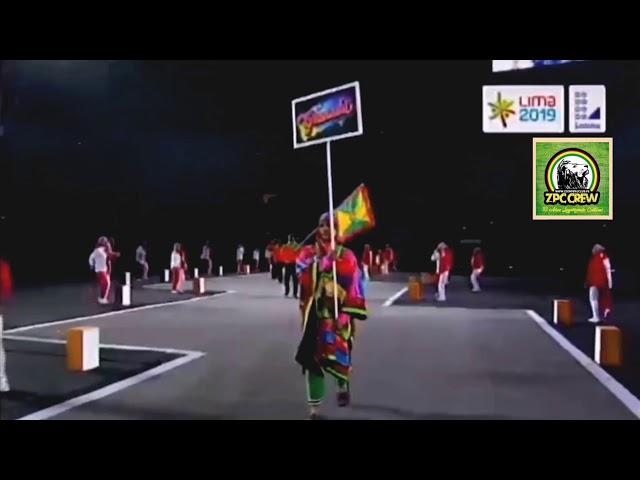 Hierba Mala (Tierra Sur y Pochi Marambio en Panamericanos Lima 2019)