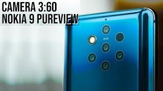 Nokia 9 Pureview Camera Review (Camera 3:60 Episode 6)