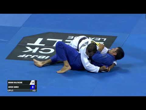 Bruno Malfacine vs Javier Gomez / World Championship 2017