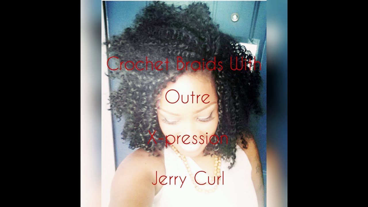 OUTRE X PRESSION JERRY CURL CROCHET YouTube