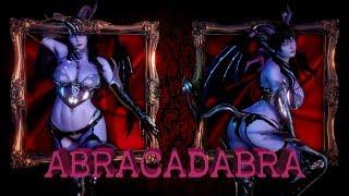 MMD) Brown Eyed Girls - Abracadabra