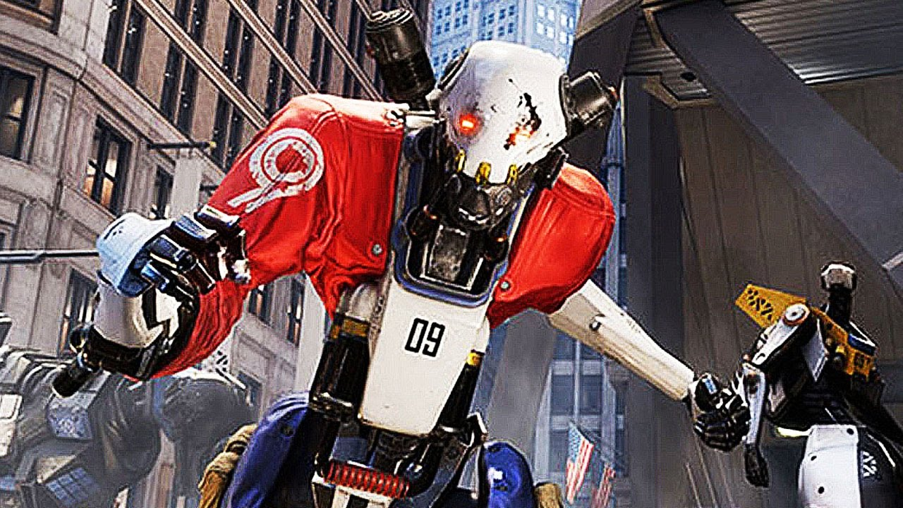 ROBO RECALL Gameplay Trailer (2017 - Epic Games) - YouTube