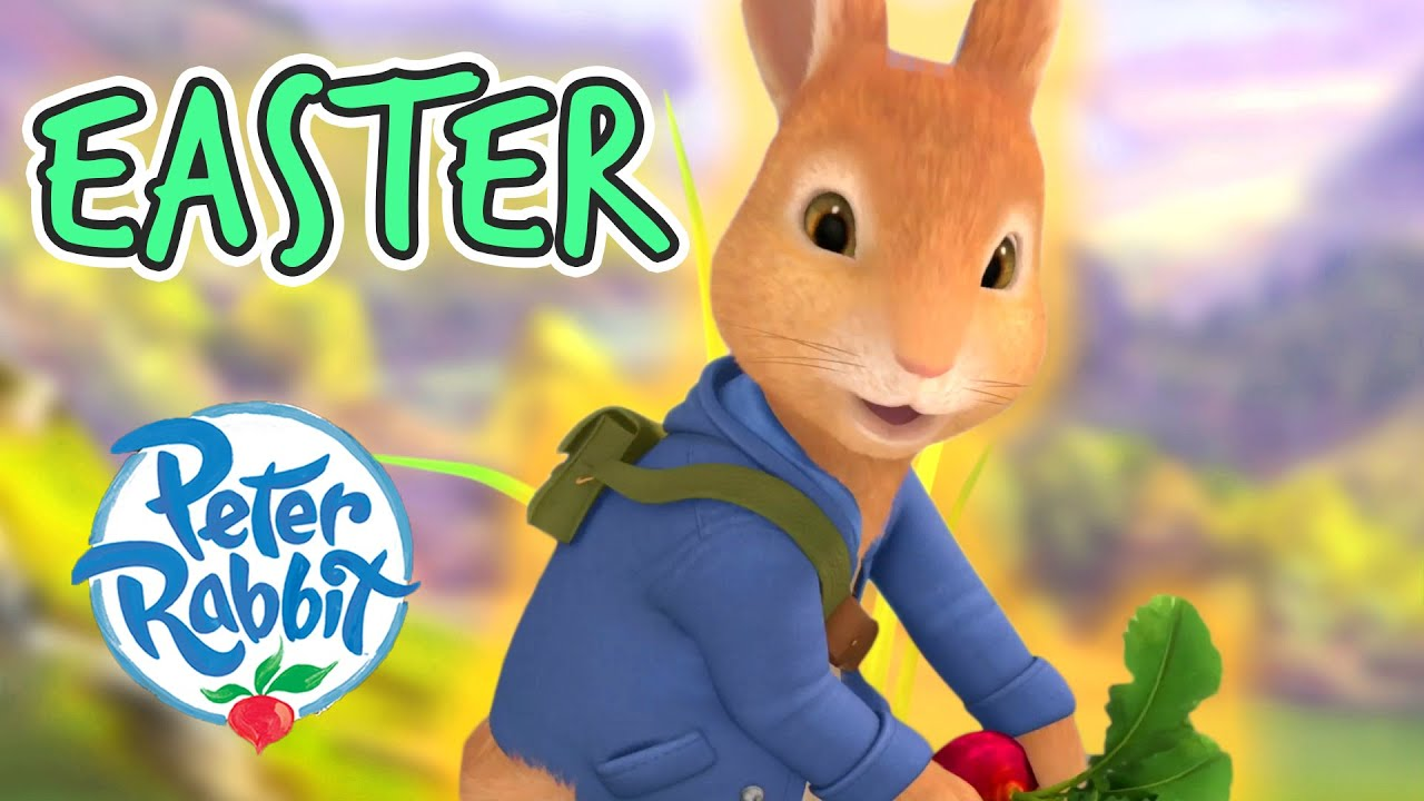 Peter Rabbit - Easter Special! | Cartoons for Kids